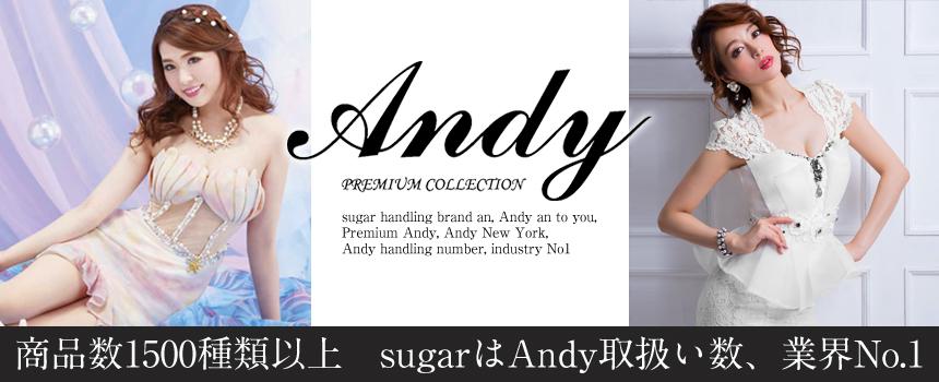 Andy / アンディドレス