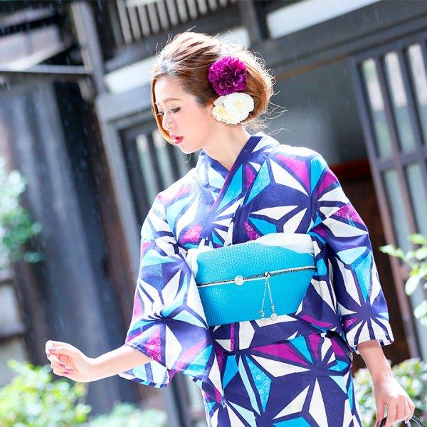 画像5: 【浴衣小物/コサージュ】フラワーコサージュ☆髪飾り