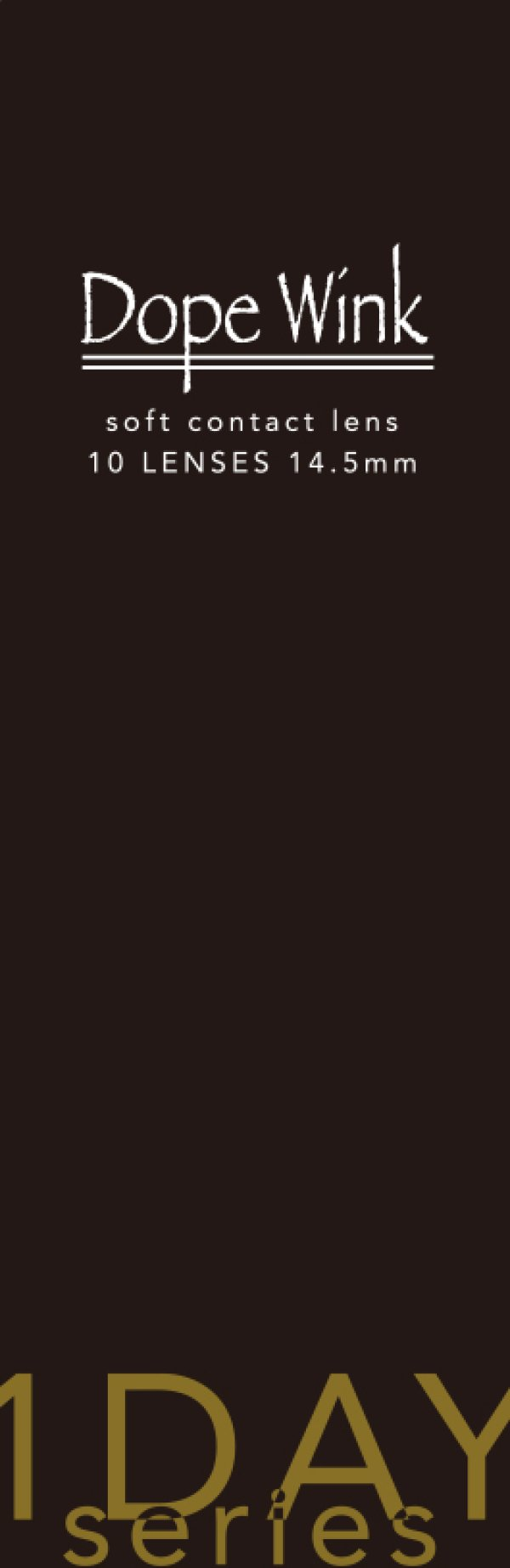 画像4: 【ドープウィンクワンデー スパークシリーズ スタイルグレー  】度あり(1箱10枚入)/1日使い捨てカラーコンタクト【カラコン】