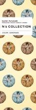 画像4: 【N'sCOLLECTION-エヌズコレクション-】(レモネード )(1箱10枚) 1日使い捨てカラーコンタクト【カラコン】 (4)