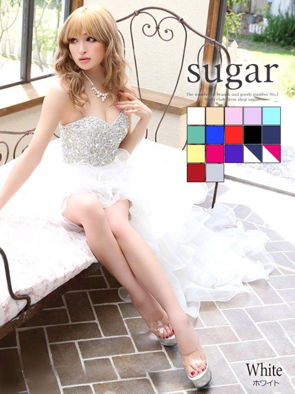 画像2: 【AngelR】【17color】贅沢ビジューのフワフワボリュームが主役級☆Sサイズ