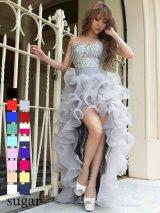 再入荷【AngelR】【17color】贅沢ビジューのフワフワボリュームが主役級☆Sサイズ