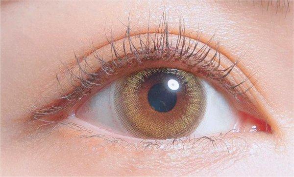 画像2: 【デコラティブアイズ1day】UV モイスト(ステイラッキー)度なし/度あり(1箱10枚入)1日使い捨てカラーコンタクト【カラコン】