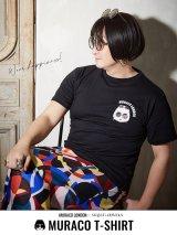 【MURACO×sugar&JEWELS】MURACOLONDON ムラココラボTシャツ/ ポイントアイコンデザイン【S-XLサイズ】
