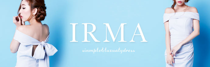 IRMAドレス