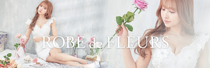 ROBE de FLEURSドレス