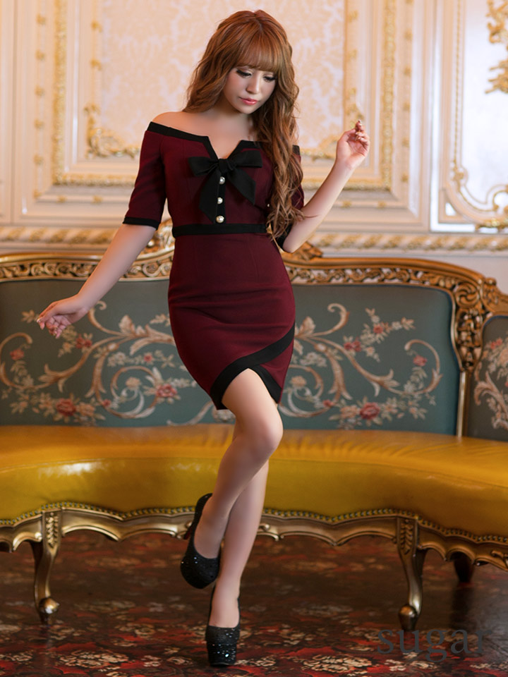 f6ac7351f063a キャバドレス ドレス 浴衣 ミニ コスプレ サンタ 通販 sugar シュガー