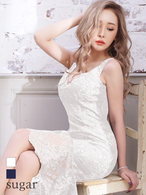 ddeb0a63fca41 キャバドレス ドレス 浴衣 ミニ コスプレ サンタ 通販 sugar シュガー