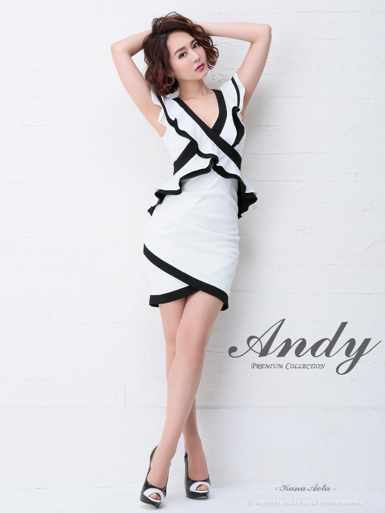andy アンディ パーティードレス キャバ クラブ ドレス ドレス ワンピース Andy ミニドレス ドレス ドレス AN-OK1942