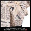 画像14: 【ハロウィン3点セット】ニュースペーパー柄ブライドゾンビコスプレセット【S〜Mサイズ/1カラー】(B102AX)[HC02] (14)